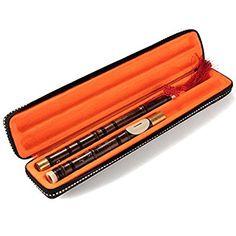 Tokky Black Bamboo Chinese Yunnan Bawu Ba Wu Pipe Music Instrument