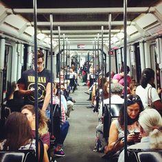 Metro Barcelona, Spain