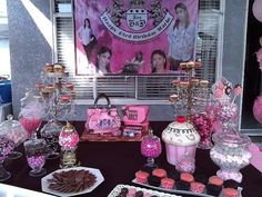 Juicy Couture Party #juicycouture #party