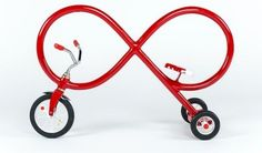 Sergio Garcia's Silly Tricycles