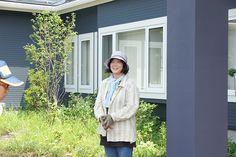 ガーデナーの西屋さんからもご挨拶【第4回こころの庭プロジェクト(14/08/07)】