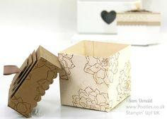 Lidded Box Tutorial
