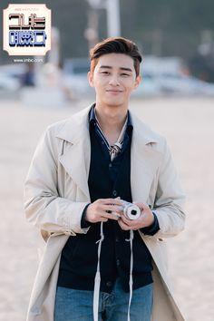 """""""Soi"""" style đặc trưng của 4 nhân vật chính trong """"She Was Pretty"""" - Kenh14.vn Park Seo Joon"""