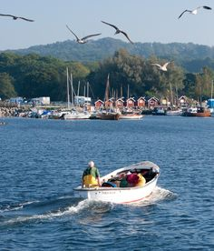 Fishermen at Kivik harbour, Österlen, Skåne, Swed Us Beaches, Seas, Beach House, Places To Go, Road Trip, The Past, Horses, Landscape, History