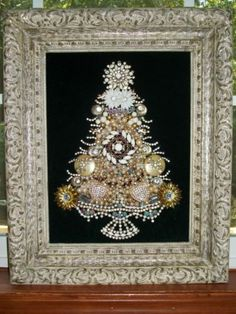 Jewel tree.... good job with the branches and bottom of the tree  also...interesting