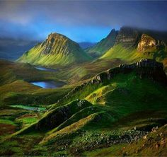 Isle if Skye, Scotland