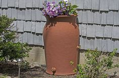 NEW Amphora 50 Gallon Rain Saver - Terra Cotta Made in the USA!