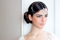 Twenties Sweetheart Headpiece