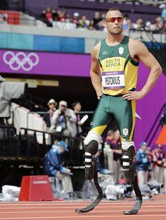 Oscar Pistorius In London - Track & Field Slideshows | NBC Olympics