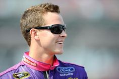 All around good guy and Christian brother Trevor Bayne - NASCAR Sprint Cup Pictures - CBSSports.com