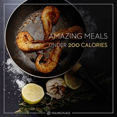 Full of flavour and richness but with low calories? These are definitely recipes for success.