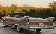 1960 Plymouth Fury Convertible Oh Boy! Chrysler 300c, Chrysler Cars, Vintage Cars, Antique Cars, Plymouth Cars, Counting Cars, American Classic Cars, Classy Cars, Convertible