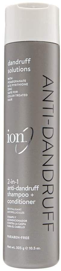 Ion 2 In 1 Anti Dandruff Shampoo Conditioner Anti Dandruff Shampoo Anti Dandruff Ion Shampoo