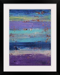 5edd306ebf Side of the Moon - Canvas IV Wall Art