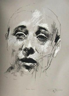 Sad Face (by Guy Denning)