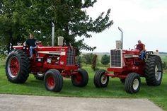 1966 & 1969 Farmall 1206/1256