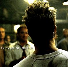 Tyler Durden.