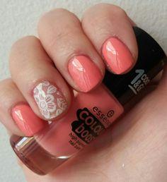 Nail Polish, Nails, Lace, Finger Nails, Ongles, Nail Polishes, Polish, Nail, Manicure