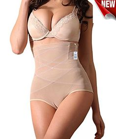1704a0af902 Gotoly Women Yoga Waist Cincher Girdle Tummy Slimmer Sexy Thong Panty  Shapewear    Find out more details by clicking the image   Plus size  maternity