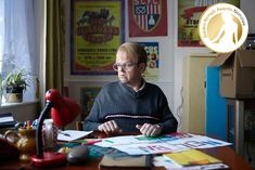 """Mr Toby Jones - Outstanding #Actor #TelevisionFilms #Nominees #UK """"Marvellous"""" - Tiger Aspect Productions - #GoldenNymph"""