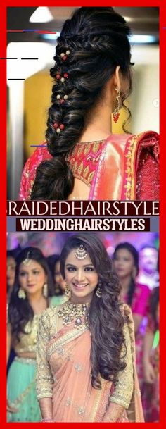 Discover recipes, home ideas, style inspiration and other ideas to try. Braided Hairstyles, Wedding Hairstyles, Braids, Saree, Style Inspiration, Hair Styles, Beauty, Fashion, Hairstyles