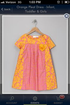 no web link... Just personal sewing inspiration!