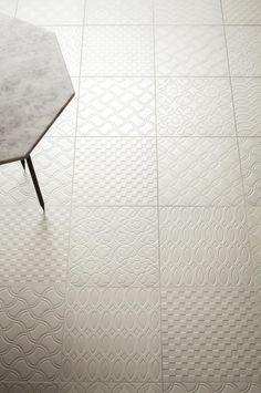 carrelage sol blanc tiles
