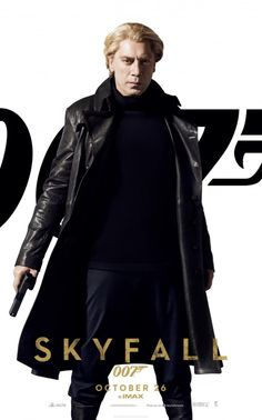 James Bond is back in Skyfall starring Daniel Craig, Ralph Fiennes, Javier Bardem, Ben Whishaw, and Judi Dench. Directed by Sam Mendes.