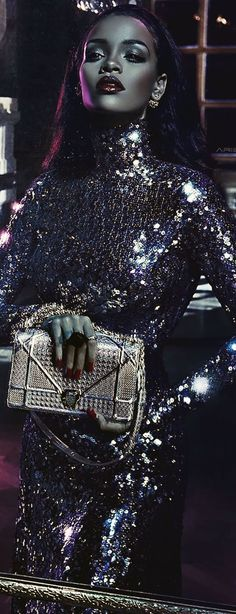 Dior Secret Garden 2015 Campaign featuring Rihanna photographed by Steven Klein | justjune