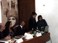 Momenti durante la tavola rotonda - VI° GPAV @ Hotel Papadopoli / Venezia