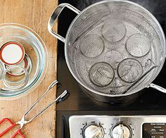 Canning Made Easy: Six Steps to Canning Success