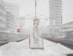 Matthieu Gafsou — La Chaux-de-Fonds at Galerie Eric Mouchet, Paris