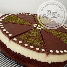We recommend you to make a beautiful cake to be made to your guests . C … - Kuchen Ideen :) Beautiful Cakes, Amazing Cakes, Cheesecake Brownie, German Bread, Cake Recipes, Snack Recipes, Buy Cake, Ramadan Recipes, Recipe Mix