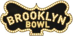 """Brooklyn Bowl Every Sun after 8:00PM mention at the shoe desk """"Sunday Night Special"""" to receive 50% off any lane."""
