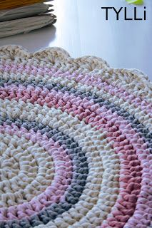 Fun Projects, Crochet Projects, Weaving, Carpet, Blanket, Knitting, Crochet Rugs, Crafts, Crocheting