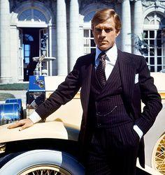Redford great gatsby