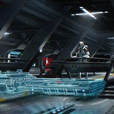 Spaceship Interior, Star Trek Ships, Star Trek Voyager, Short Film, Sci Fi, Abs, Entertainment, Design, Science Fiction