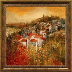 <li>Artist: Douglas</li> <li>Title: Alioa Fields</li> <li>Product Type: Embellished framed print art</li>