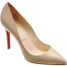 Always a smart investment. Christian Louboutin Pigalle at Barneys.com