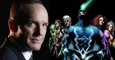 'Inhumans' Will Begin a New Chapter for 'S.H.I.E.L.D.' -- 'Agents of S.H.I.E.L.D.' star Clark Gregg talks about introducing the 'Inhumans', and his desire to return in a Marvel movie. -- http://www.movieweb.com/inhumans-movie-agents-shield-tv-coulson-clark-gregg