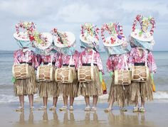 Charles Freger - portraits of characters from traditional Japanese festivals Nagasaki, Folklore Japonais, Charles Freger, Magazine Japan, Japanese Festival, French Photographers, Photography Projects, Fashion Photography, Goblin