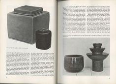 1964-Danish-Crafts-Dansk-Kunsthandverk-CERAMICS-Christian-POULSEN-Timo-SARPANEVA