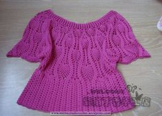 Blusas | Mi Rincon de Crochet | Página 9