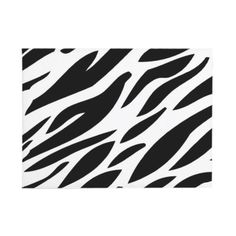 zebra envelope
