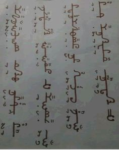 Sample text of a conlang by Aayush Chaturvedi