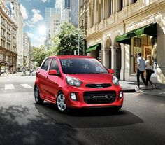 Kia Picanto Facelift 2016 more lightweight, improved braking performance and Euro 6 - compliant engines.