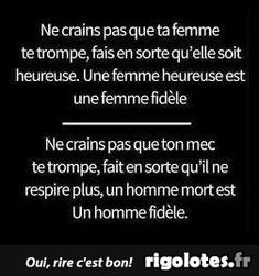 RIGOLOTES.fr - Les meilleures images et blagues du net! Scorpion, Funny Stuff, Messages, Husky Jokes, Laughing, Funny Movies, Happy Women, Being Happy, Deceit