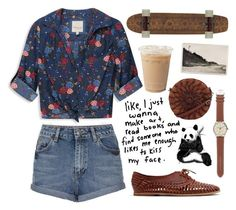 """""""On the Line"""" by throwmeadream ❤ liked on Polyvore featuring Forever 21, Topshop, Jeffrey Campbell, J.Crew and Jenny Bird"""