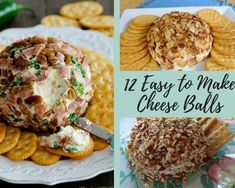 There& nothing cheesy about a cheese ball! This vintage app is making a comeback. Get the party started with crowd favorite cheese balls. Easy Appetizer Recipes, Appetizer Dips, Dip Recipes, Potluck Appetizers, Holiday Appetizers, Potato Recipes, Yummy Recipes, Vegetarian Recipes, Dinner Recipes