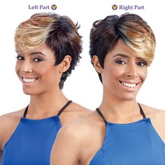 FreeTress Equal Synthetic Hair Wig Lace Perfect Double Part Jack Pot